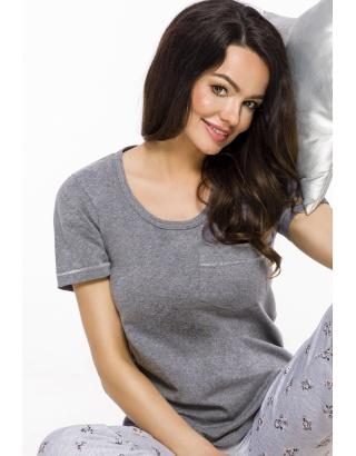 Жіноча піжама з бавовни (Eli)