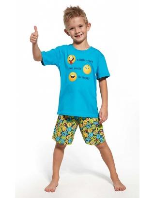 Дитяча, весела піжама для хлопців - (Smile)