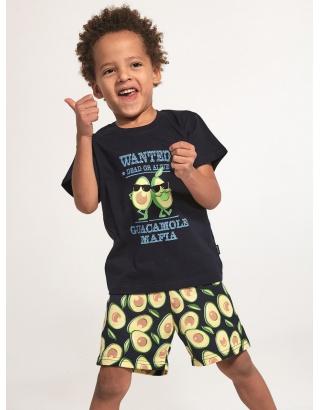 Піжама для хлопців з шортами Cornette (Avocado 2)