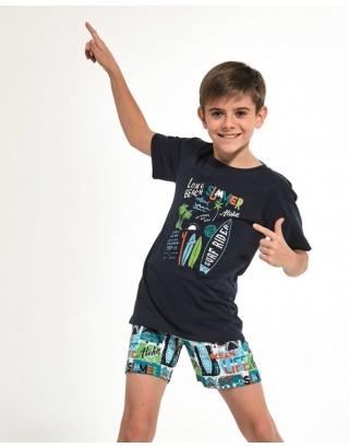 Піжама для хлопців з модним принтом (Surfer)
