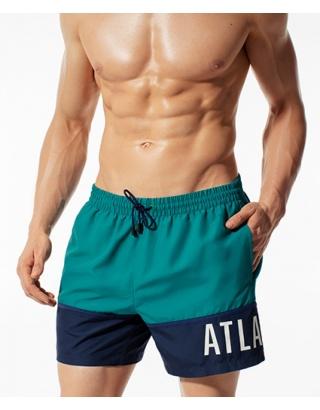 Пляжні, довгі шорти ATLANTIC