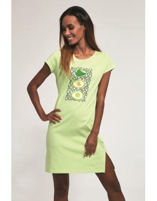 Жіноча літня сорочка Cornette (AVOCADO 5)