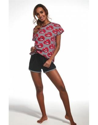 Піжама для жінок Cornette (RED LIPS)