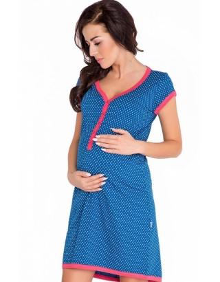 Домашня сорочка для вагітних жінок Doctor Nap