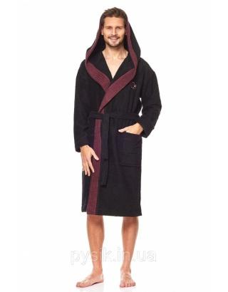Махровий  халат для чоловіків