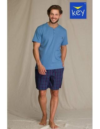Чоловічий домашній комплект з шортами