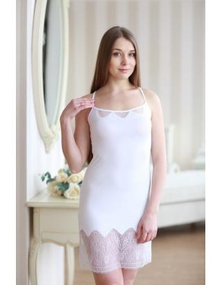 Сорочка жіноча з мереживом Shato - 801