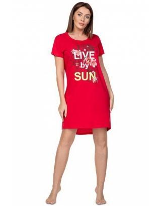 """Нічна сорочка """"Live by sun"""""""