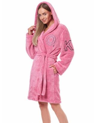 Теплий халат для жінок L&L  - OK