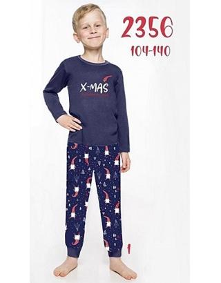 Пижама для мальчика, с новогодним принтом TARO